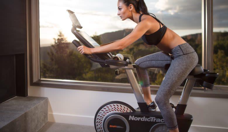 Вес маховика в велотренажере на что влияет